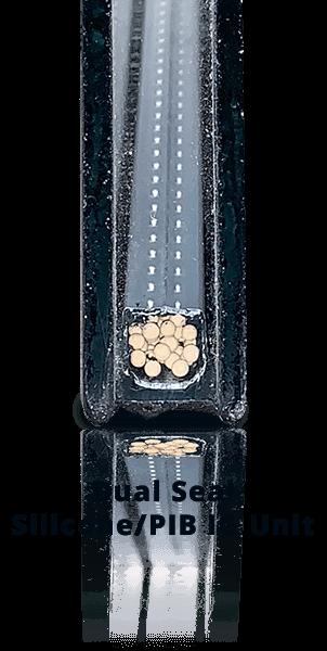 Dual Seal – Silicone/PIB IG Units